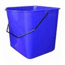 Ведро для двойной уборочной тележки (23 л, синее)