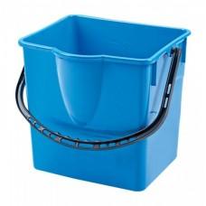 Пластиковое ведро (синее, 18 л)