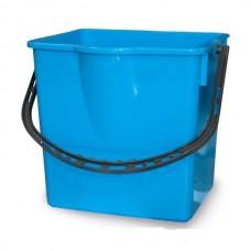 Пластиковое ведро MIMOSA (синее, 25 л)