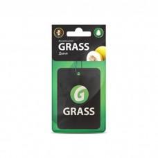Картонный ароматизатор GRASS (дыня)