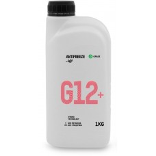 """Жидкость охлаждающая """"Антифриз G12+ -40"""" (1 кг)"""