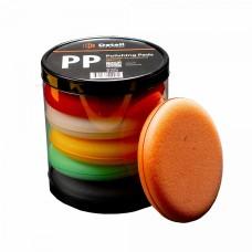 """Комплект аппликаторов поролоновых круглых PP """"Polishing Pads"""" (10,5 х 2 см, 6 штук)"""