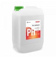 Средство для регулирования pH воды CRYSPOOL pH minus (канистра 12 кг)