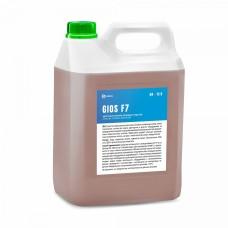 Высокощелочное пенное моющее средство GIOS F7 (5 л)