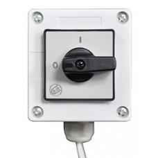Блок с переключателем для дистанционного управления АВД