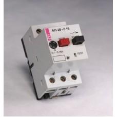 Магнитно-термический выключатель ETI MS25-16