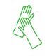 Профессиональные перчатки для уборки