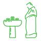 Средства для чистки и дезинфекции сантехники
